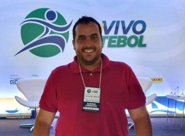 Bahia contrata Vicente Grillo para coordenar captação de atletas 18