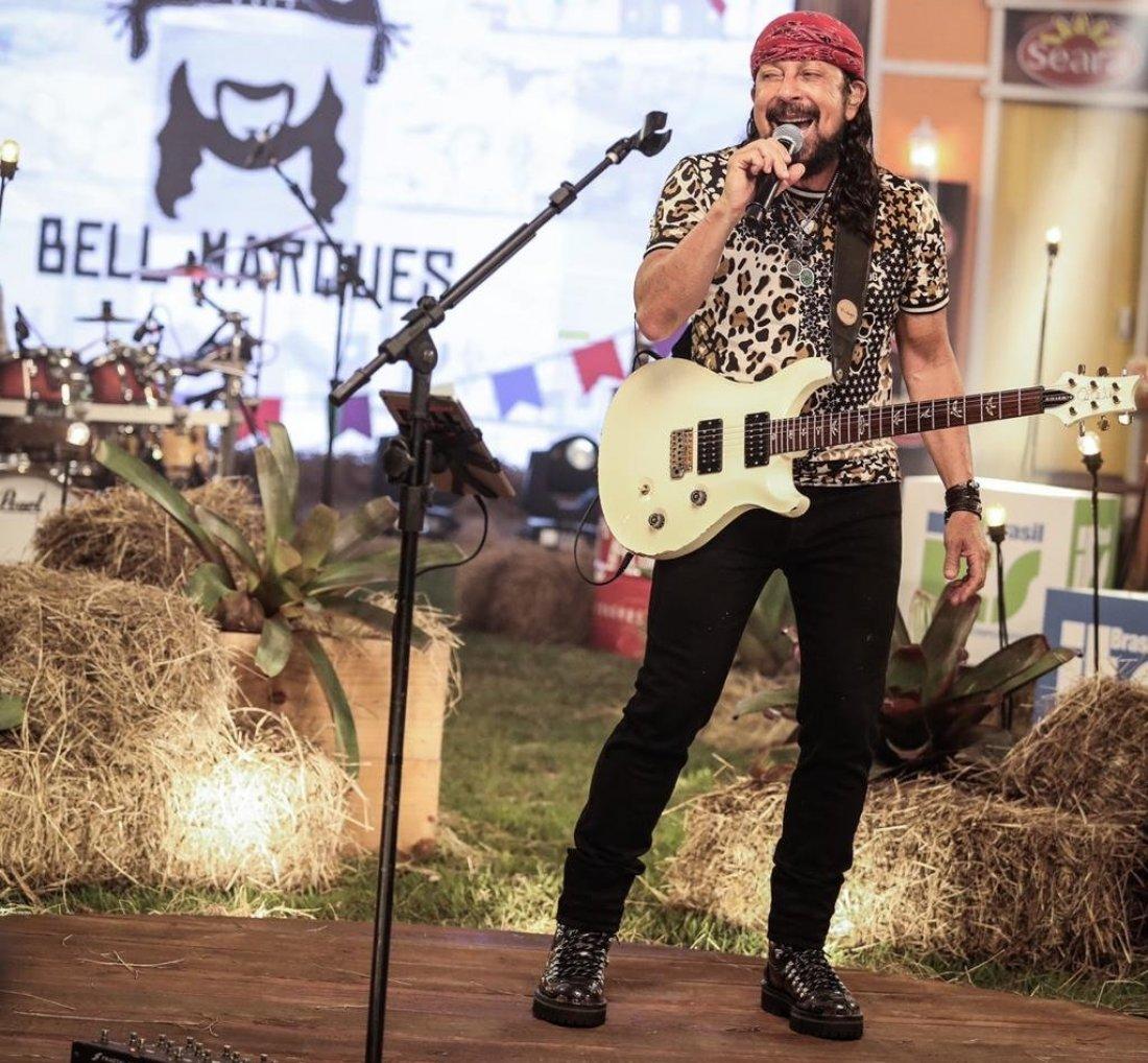 Bell Marques confirma live de São João, em junho 18