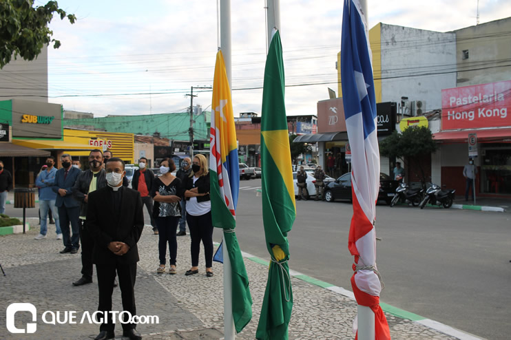Eunápolis celebra 33 anos de emancipação político-administrativa 44