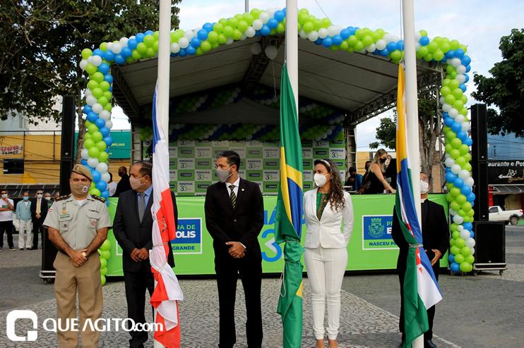 Eunápolis celebra 33 anos de emancipação político-administrativa 45