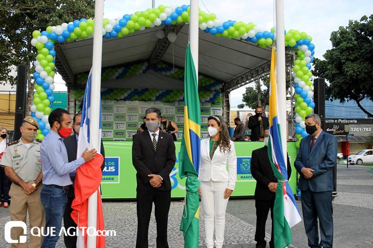 Eunápolis celebra 33 anos de emancipação político-administrativa 50