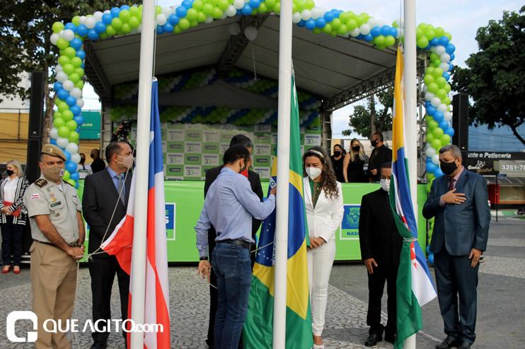 Eunápolis celebra 33 anos de emancipação político-administrativa 51