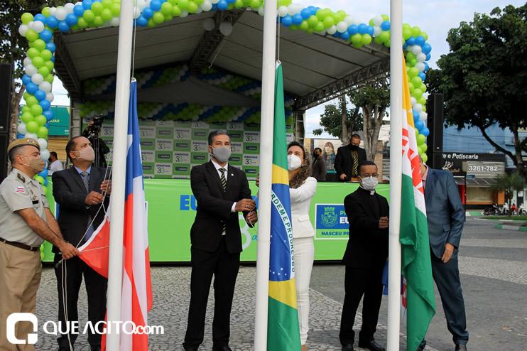 Eunápolis celebra 33 anos de emancipação político-administrativa 61