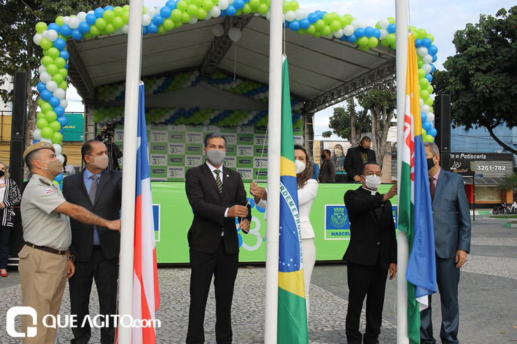 Eunápolis celebra 33 anos de emancipação político-administrativa 58
