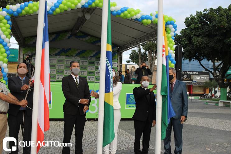 Eunápolis celebra 33 anos de emancipação político-administrativa 69