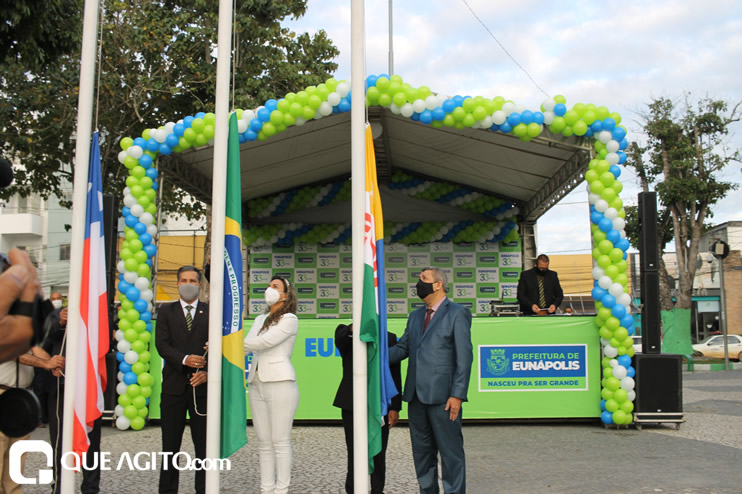 Eunápolis celebra 33 anos de emancipação político-administrativa 70