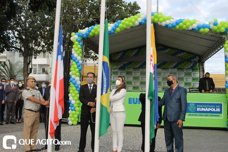 Eunápolis celebra 33 anos de emancipação político-administrativa 71