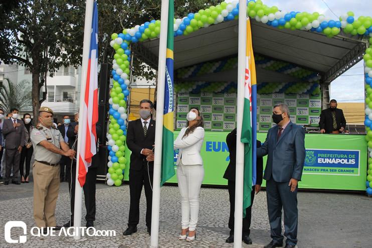 Eunápolis celebra 33 anos de emancipação político-administrativa 73