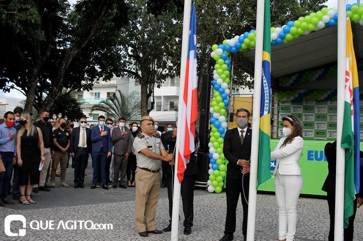 Eunápolis celebra 33 anos de emancipação político-administrativa 76