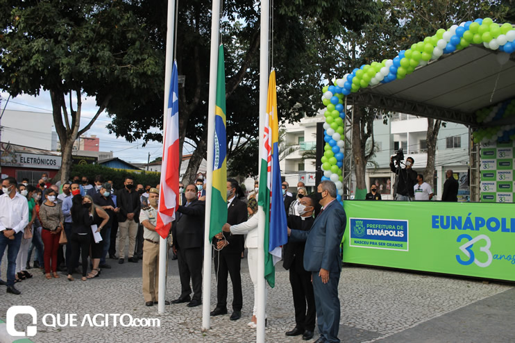 Eunápolis celebra 33 anos de emancipação político-administrativa 77