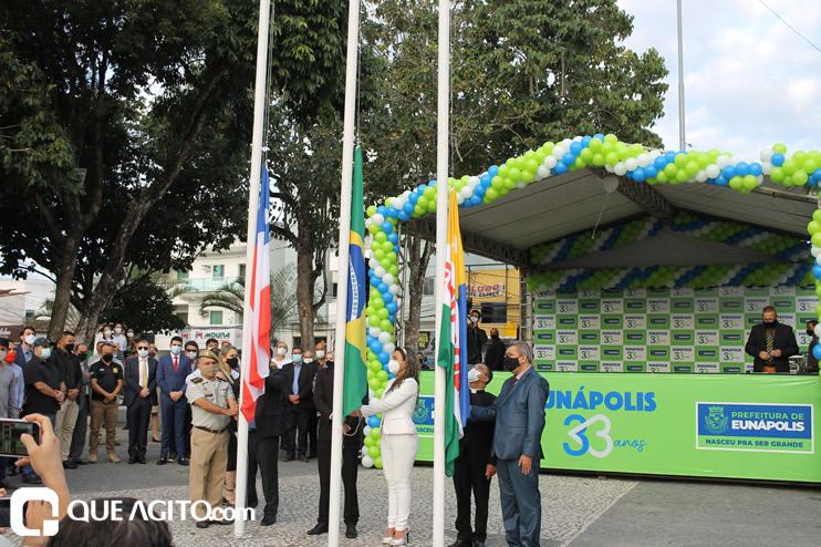 Eunápolis celebra 33 anos de emancipação político-administrativa 81