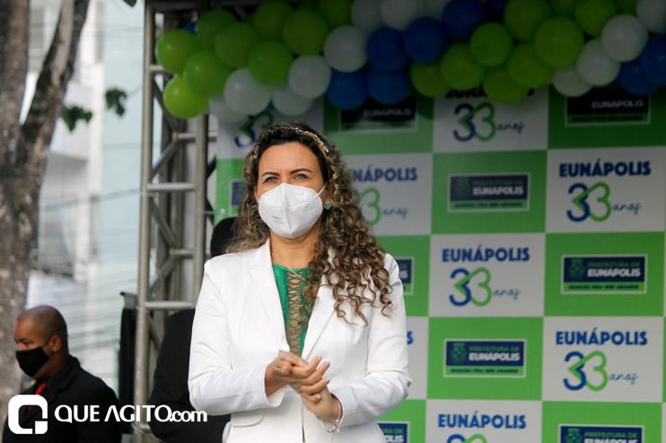 Eunápolis celebra 33 anos de emancipação político-administrativa 91