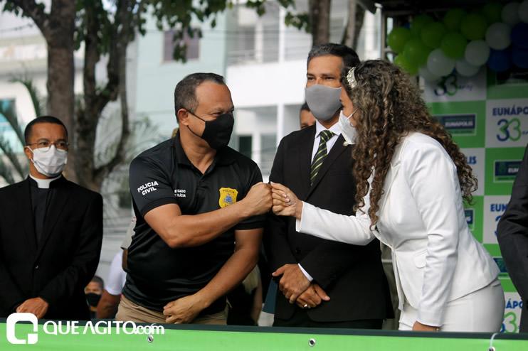 Eunápolis celebra 33 anos de emancipação político-administrativa 88