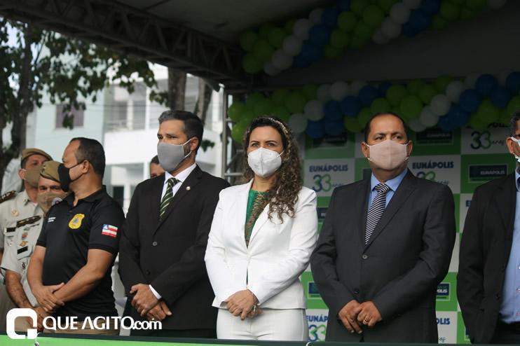 Eunápolis celebra 33 anos de emancipação político-administrativa 92