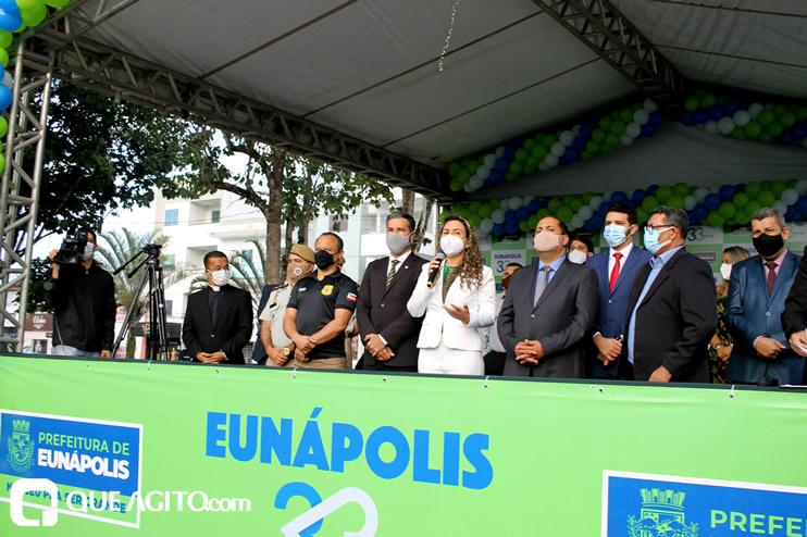 Eunápolis celebra 33 anos de emancipação político-administrativa 104