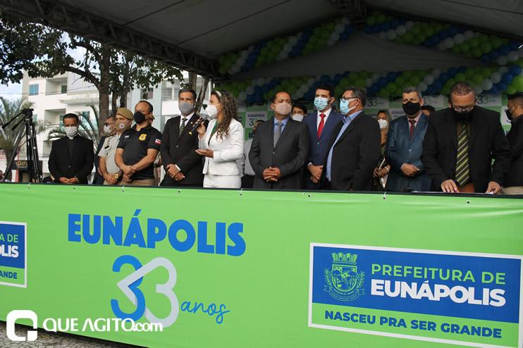 Eunápolis celebra 33 anos de emancipação político-administrativa 106