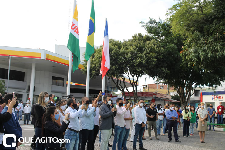 Eunápolis celebra 33 anos de emancipação político-administrativa 108