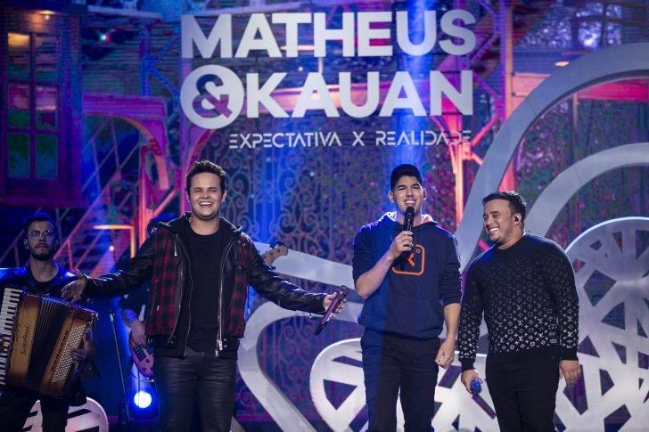 Matheus & Kauan gravam novo projeto em Goiás com Zé Vaqueiro e Tierry 23