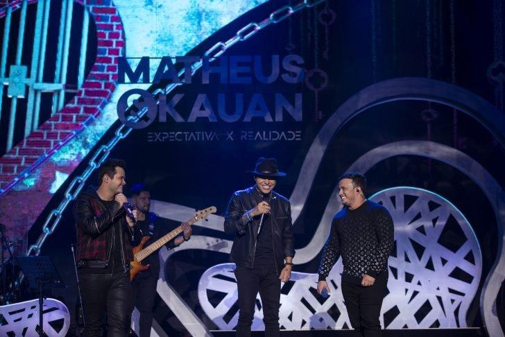 Matheus & Kauan gravam novo projeto em Goiás com Zé Vaqueiro e Tierry 24