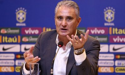 Tite anuncia convocação para Eliminatórias e volta a chamar Gabigol e Daniel Alves 3