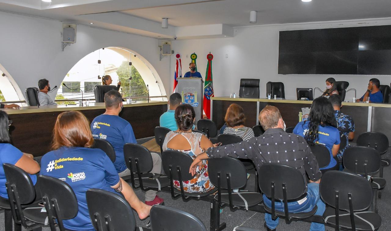 Prefeitura lança Plano de Contingenciamento da Assistência Social 26