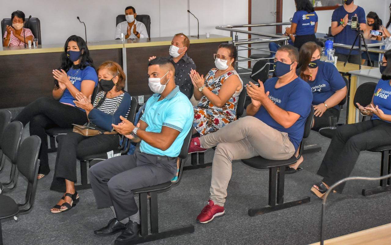 Prefeitura lança Plano de Contingenciamento da Assistência Social 30