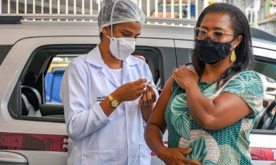 Porto Seguro segue a todo o vapor na expansão da vacinação contra a Covid-19 para os profissionais da educação 26