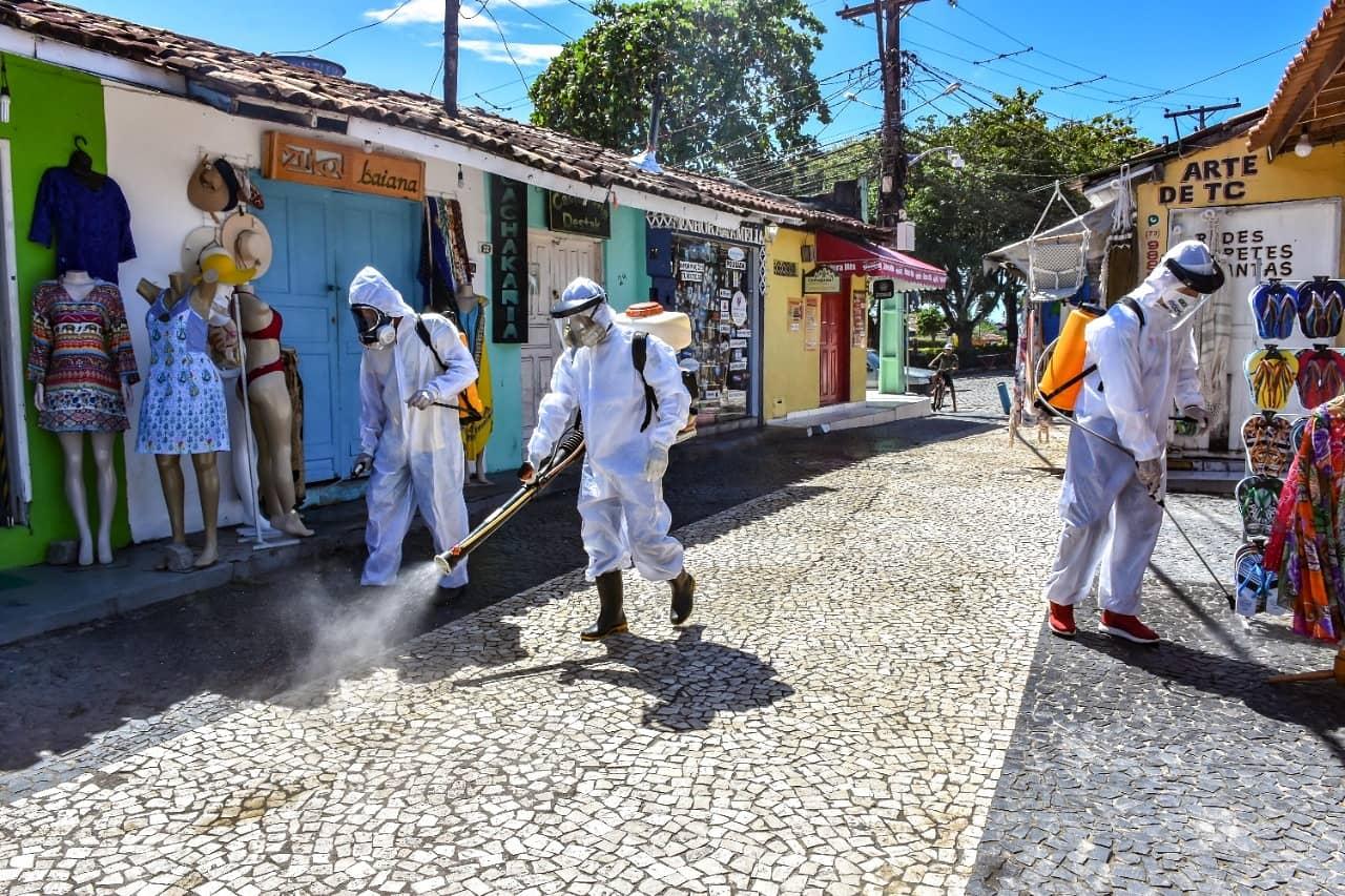 24H DE AÇÃO EM DEFESA DA VIDA, NO ARRAIAL D'AJUDA 26