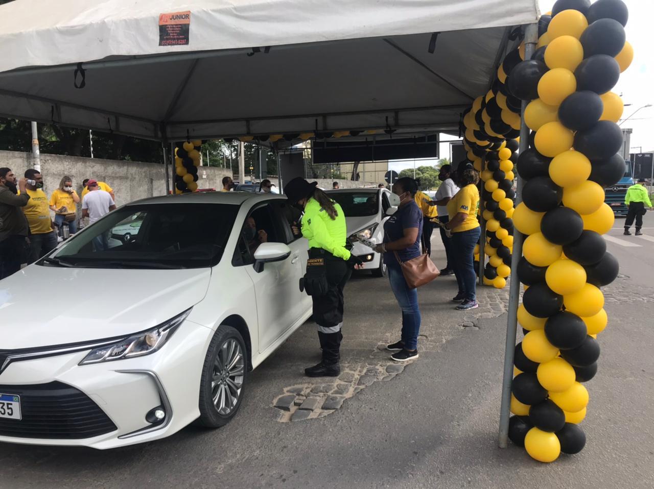 Prefeitura de Eunápolis inicia campanha Maio Amarelo por um trânsito mais seguro 25