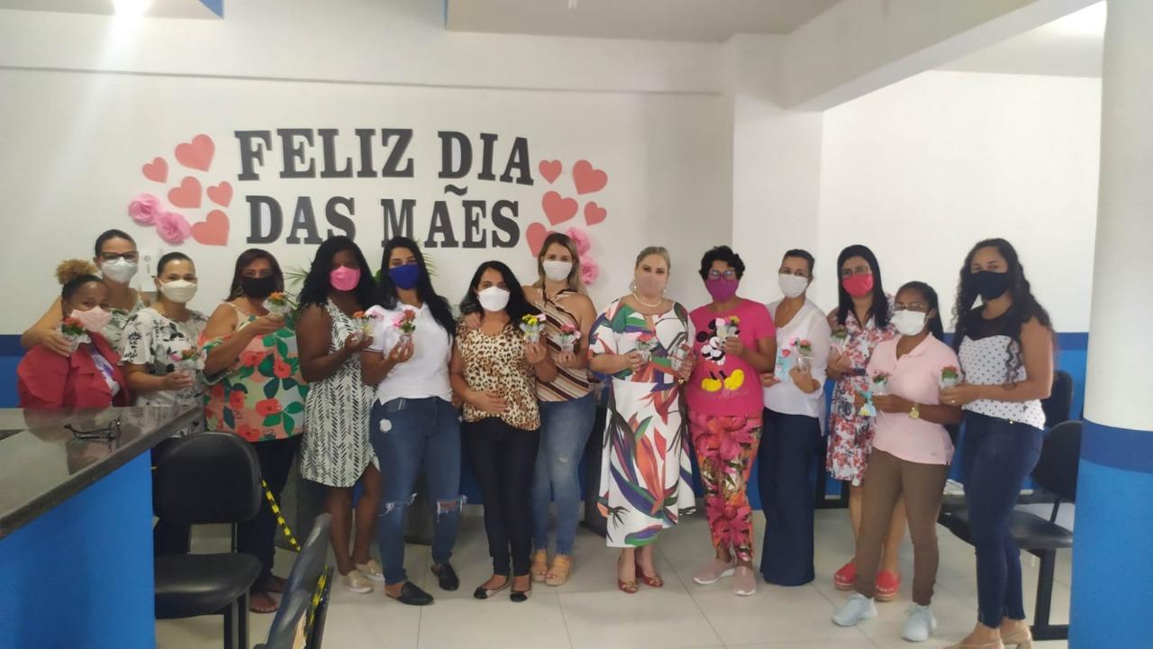 Programação especial homenageia mães beneficiárias dos programas da Assistência Social, em Eunápolis 20