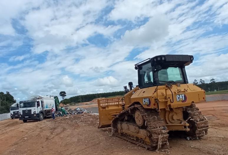 Eunápolis destina resíduos sólidos domiciliares e hospitalares para aterro sanitário e garante preservação ambiental 21