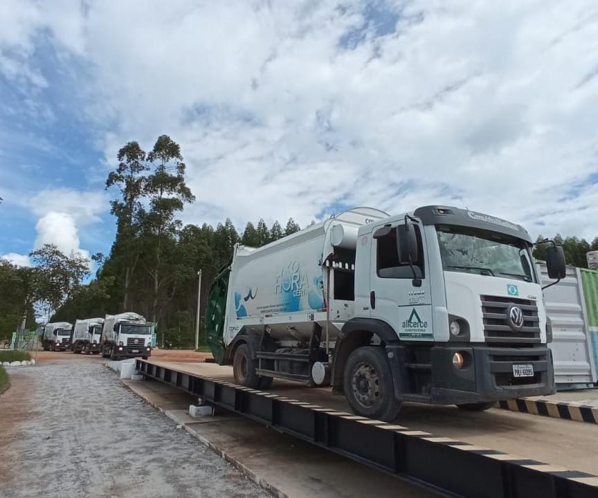 Eunápolis destina resíduos sólidos domiciliares e hospitalares para aterro sanitário e garante preservação ambiental 20