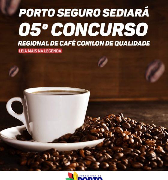 Porto Seguro sediará concurso regional de café conilon 16