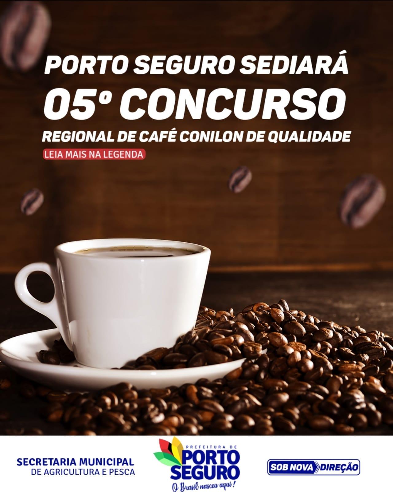 Porto Seguro sediará concurso regional de café conilon 18