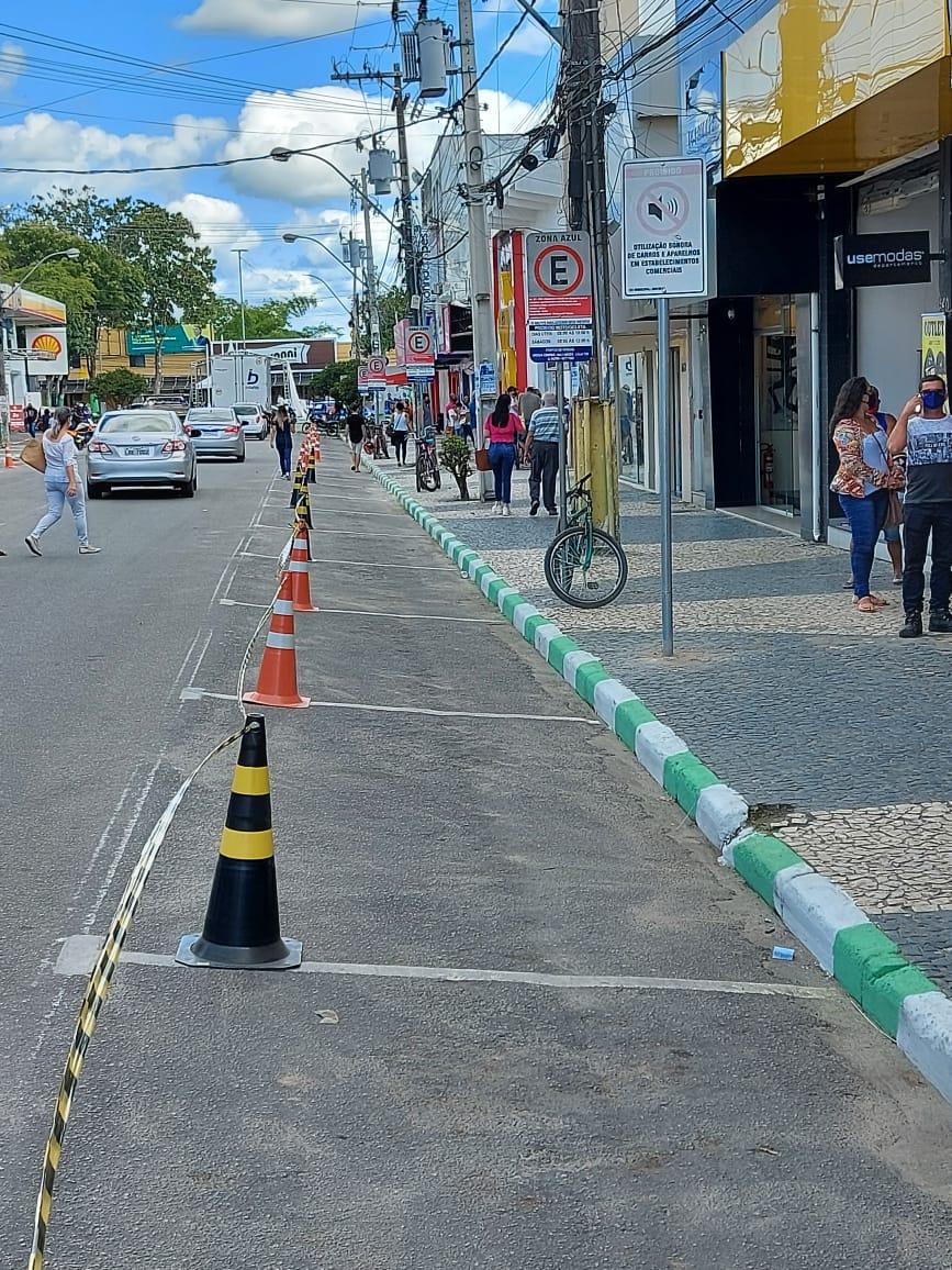 Prefeitura de Eunápolis garante funcionamento das atividades comerciais no feriado desta quarta-feira (12) 18