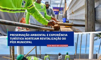 Preservação ambiental e experiência turística norteiam revitalização do Píer Municipal 24