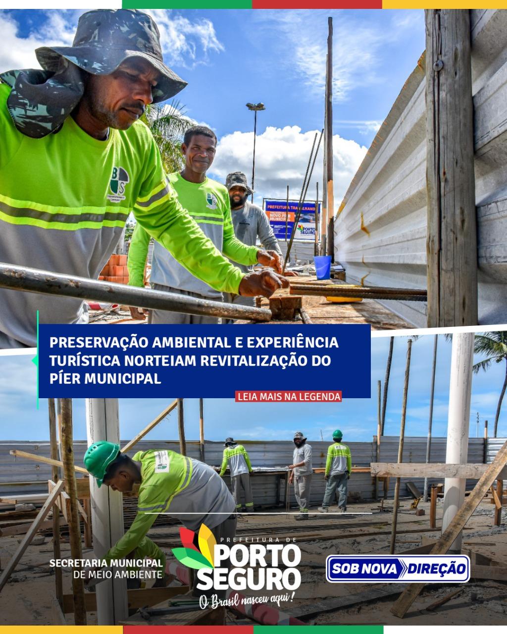 Preservação ambiental e experiência turística norteiam revitalização do Píer Municipal 18