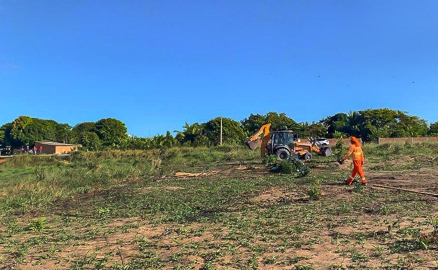 Porto Seguro: Secretaria de Meio Ambiente impede invasões de áreas municipais 26