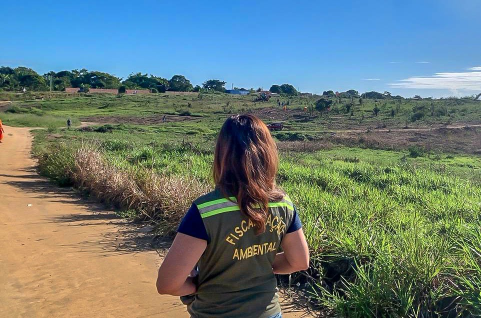 Porto Seguro: Secretaria de Meio Ambiente impede invasões de áreas municipais 24