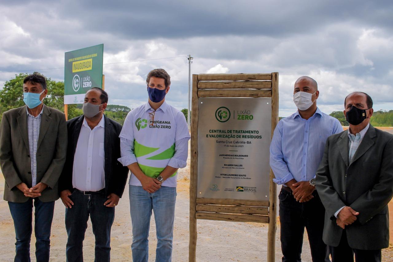 Secretário Flamarion Matos participa de encontro com ministro do Meio Ambiente, Ricardo Salles 22