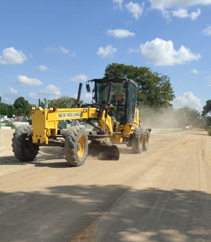 Prefeitura de Eunápolis recupera estradas na zona rural do município 22