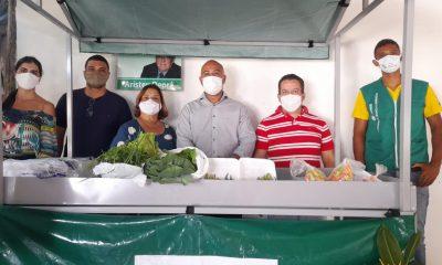 Feirantes de Eunápolis recebem capacitação sobre manipulação de alimentos 29