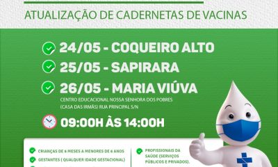Vacina contra Influenza na Terra Mãe do Brasil 34