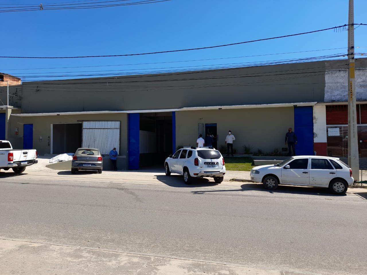 Prefeita Cordélia Torres visita galpão que vai beneficiar catadores do antigo lixão 23