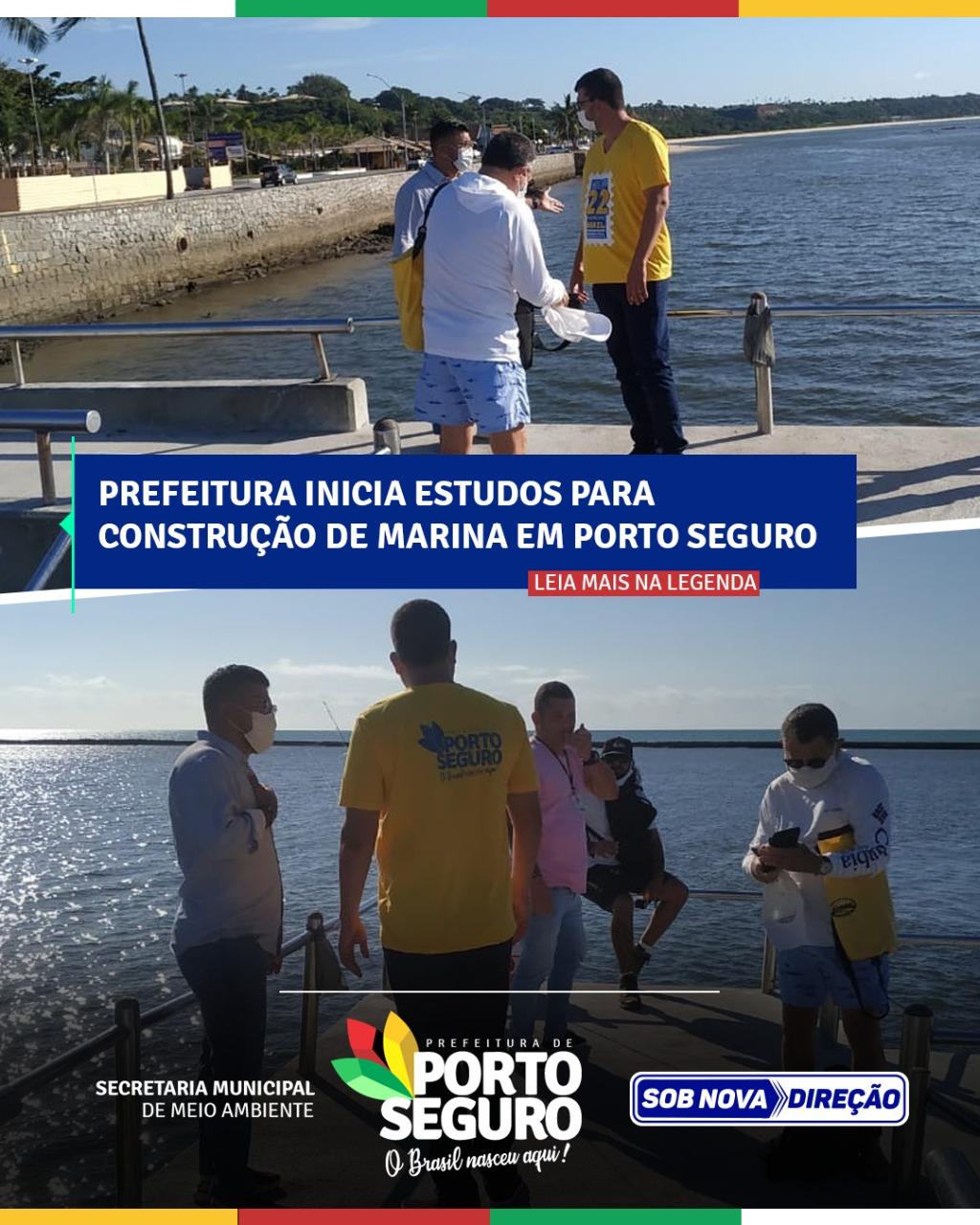 Prefeitura inicia estudos para construção de marina em Porto Seguro 18