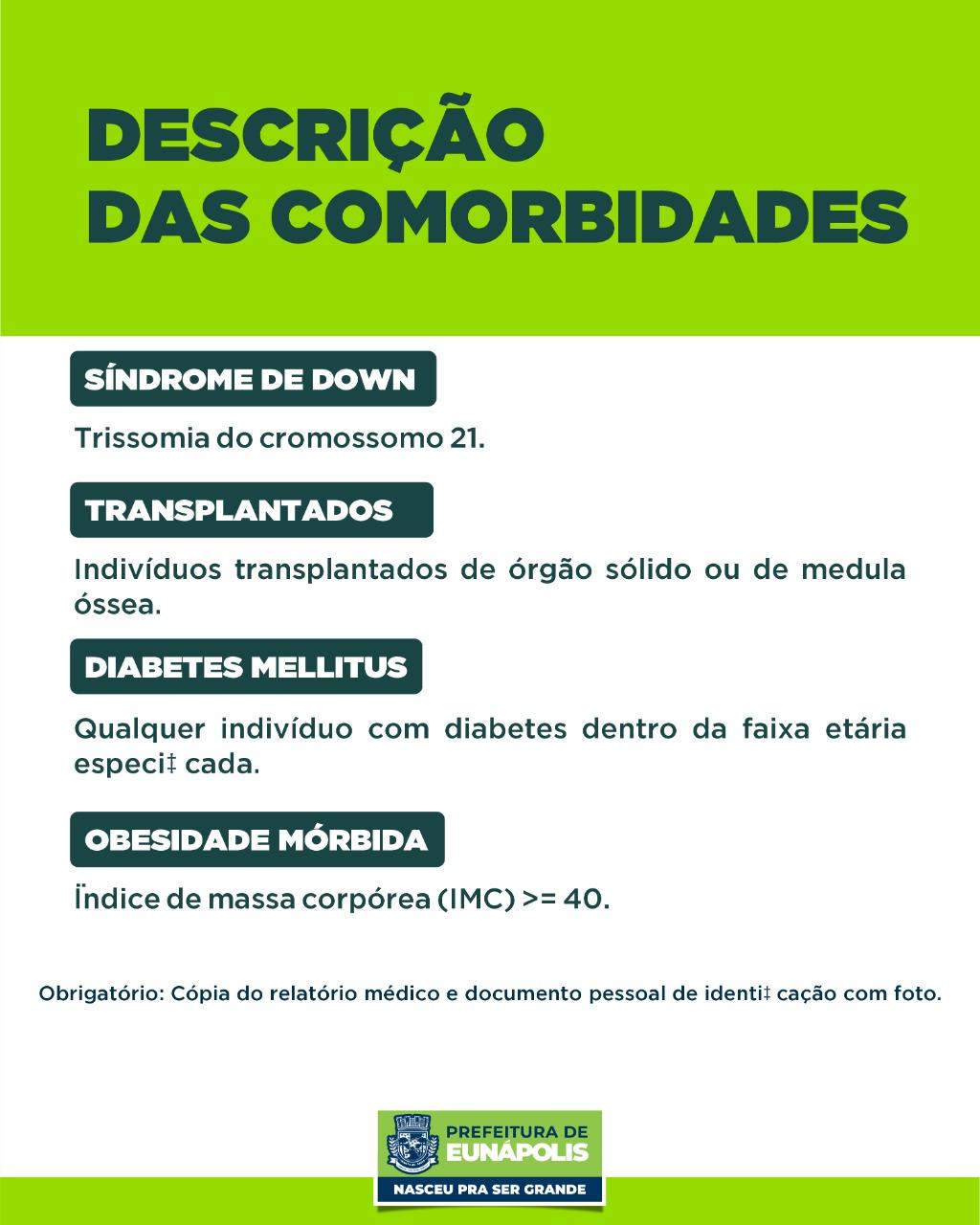 Secretaria de Saúde de Eunápolis informa o cronograma da semana de vacinação contra à Covid-19 34