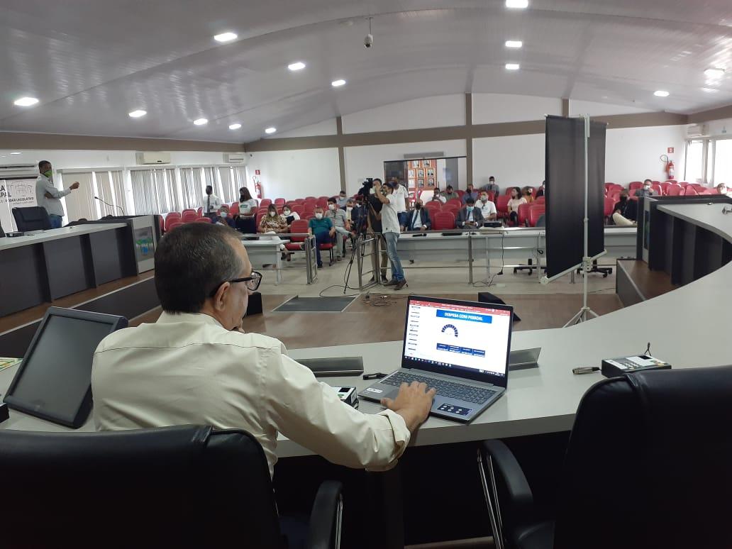 Com transparência a Prefeitura de Eunápolis promove prestação de contas 23