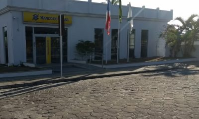 Após funcionários testarem positivo para o COVID-19, Banco do Brasil permanece fechado em Belmonte. 25