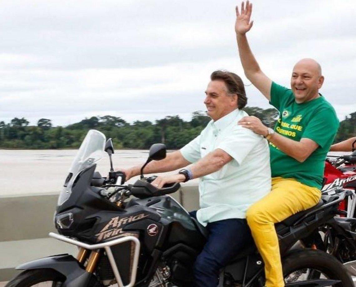 Favorecendo mais um grupo de apoiadores, Bolsonaro faz pressão pela isenção de pedágio para motociclistas 18