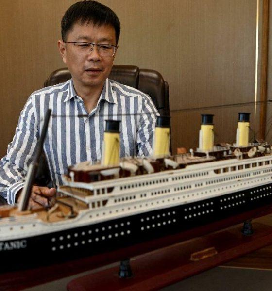 Empresário constrói réplica do Titanic em tamanho real na China 16